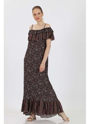 Vitrin Elbise Siyah